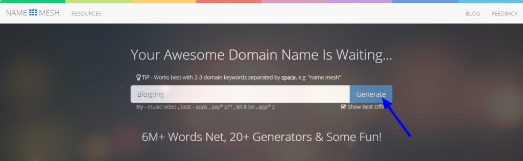 Before Buying a Domain Name