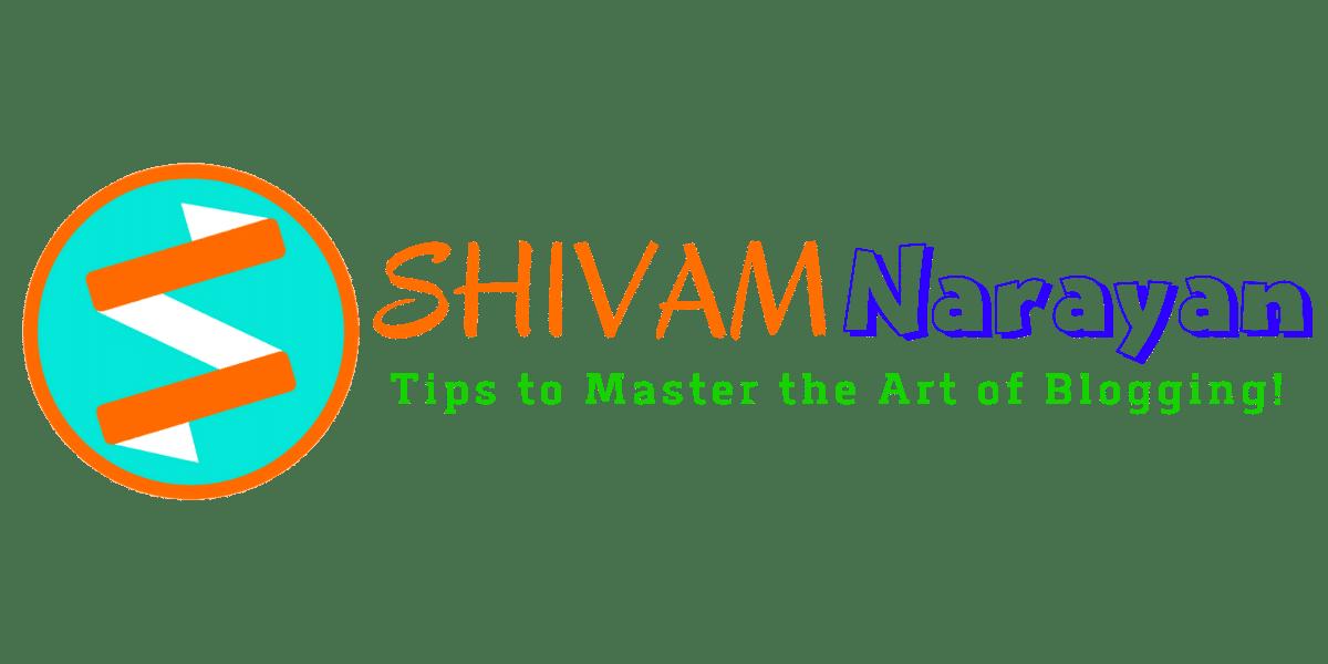 Shivam Narayan Logo